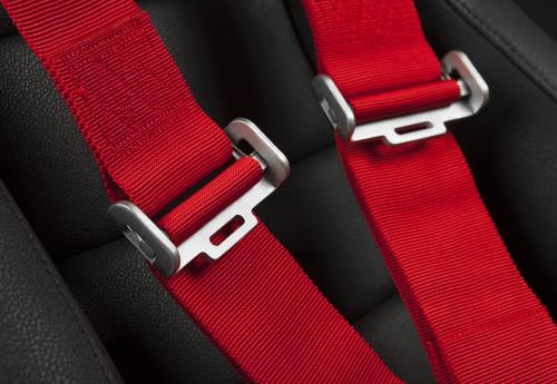 BRAUM Racing 5 PT – SFI 16.1 Racing Harness (Red)