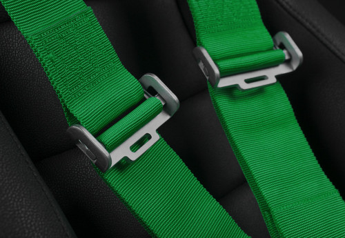 5 PT – SFI 16.1 Racing Harness (Green)