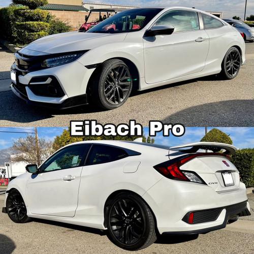 Eibach Pro Kit Lowering Springs Honda Civic Si Coupe/Sedan (2017-2019)