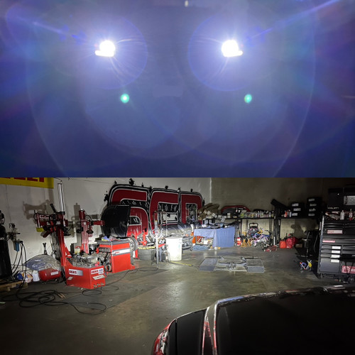 K2CSP Series Auto LED Headlight Kits 2 Year Warranty (PAIR)