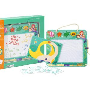 mierEdu - Magic GO Drawing Board - Doodle Mermaid