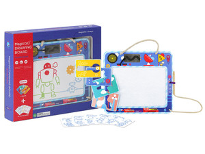 mierEdu - Magic GO Drawing Board - Doodle Robot