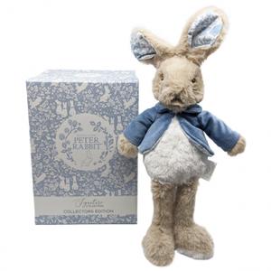 Beatrix Potter - SOFT TOY: PETER RABBIT SIGNATURE COLLECTION BOXED