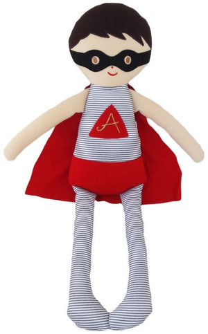 Alimrose - Super Hero Doll