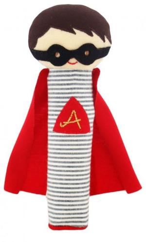 Alimrose - Super Hero Hand Squeaker