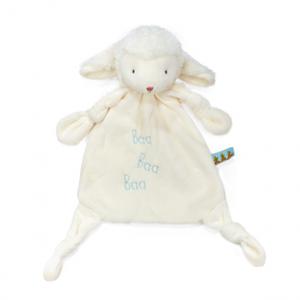 Bunnies by the bay Knotty pal - kiddo white lamb