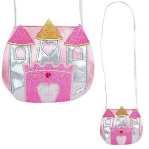 Fairytale  hand bag - pink poppy
