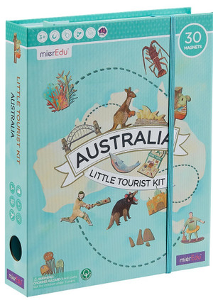 mierEdu Australia little tourist Kit