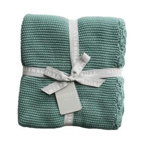 Alimrose Designs Moss Stitch Sage Organic Cotton
