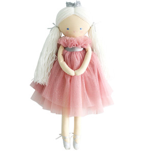 Alimrose Designs - Penelope Princess Sparkle Blush Doll