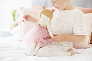 Alimrose Designs  Blush Mila Doll
