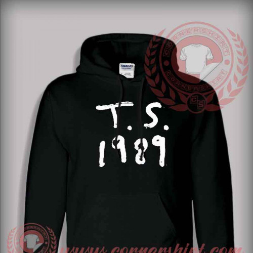Clothing Taylor Swift 1989 Pullover Hoodie //Price: $35.00//  3892