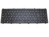 Laptop Keyboard For CLEVO MP-12N76P0-4305 6-80-W65S0-150-1 Portugal PO Without Frame