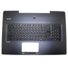 Laptop 95% New Palmrest & 100% New Keyboard For MSI GS72 Dark-Blue Without Touchpad V143422BK1 UI US English S1N-3EUS217-SA0 307772C417B621