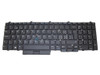 Laptop Keyboard For DELL Latitude E5550 5550 E5570 5580 7510 3510 M3510 3520 7520 7720 7710 SW Swiss SG-63300-2XA SN7232 Pointing new