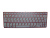 Laptop Keyboard For SONY VAIO SVE11 HMB8812 Belgium BE white with pink frame
