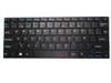 Laptop Keyboard For QIANQNB1701QNB1702QNB1703MB27716023YXT-NB93-64Spanish SPWithout Frame Black