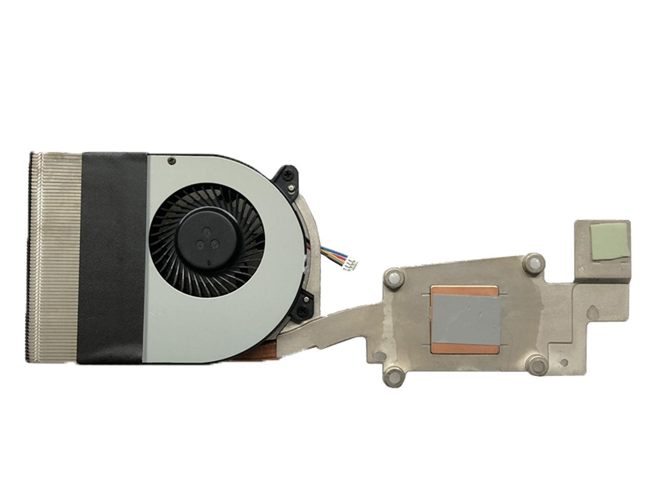 Laptop Heatsink/&Fan for DELL Latitude E6520 P15G AT0FI004ZCL 0J12WD J12WD