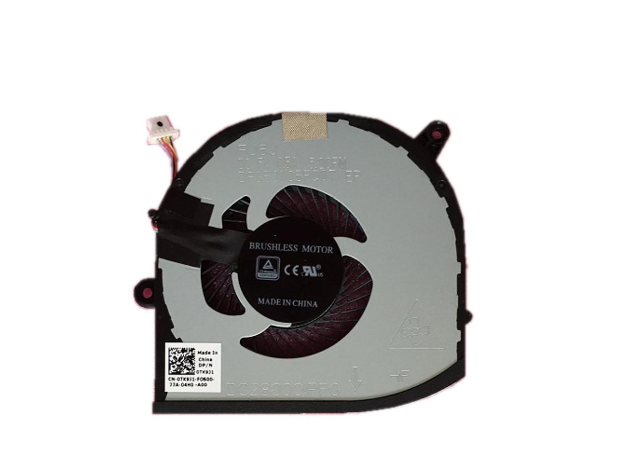 Laptop GPU Cooling Fan For DELL XPS 15 9560 P56F DC28000IPF0 0TK9J1 TK9J1  new