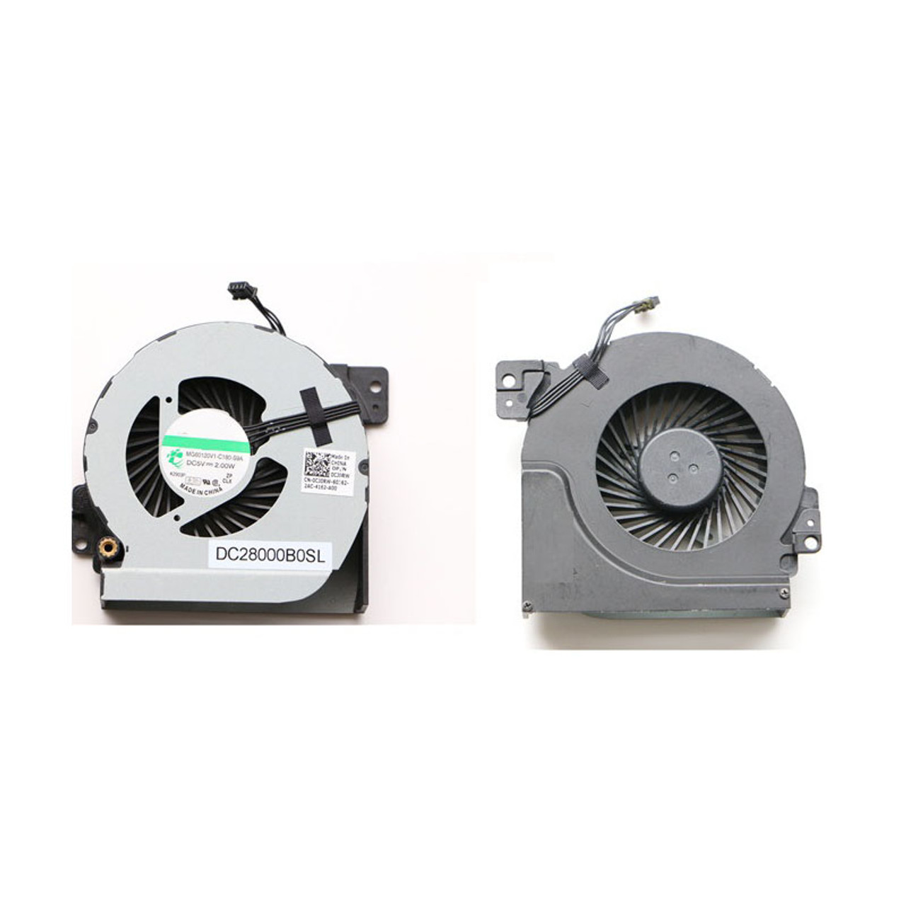 New CPU Cooling Fan for Dell Precision M6700 M5700 26PND 026PND Laptop