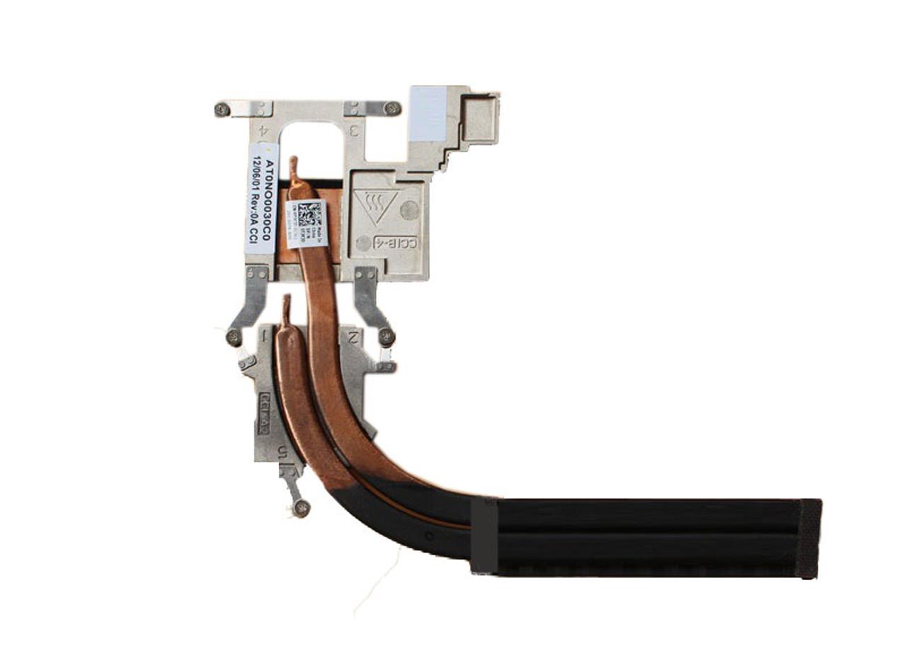 Laptop Heatsink/&Fan for DELL XPS 15 L521X P23F 0TJK30 TJK30