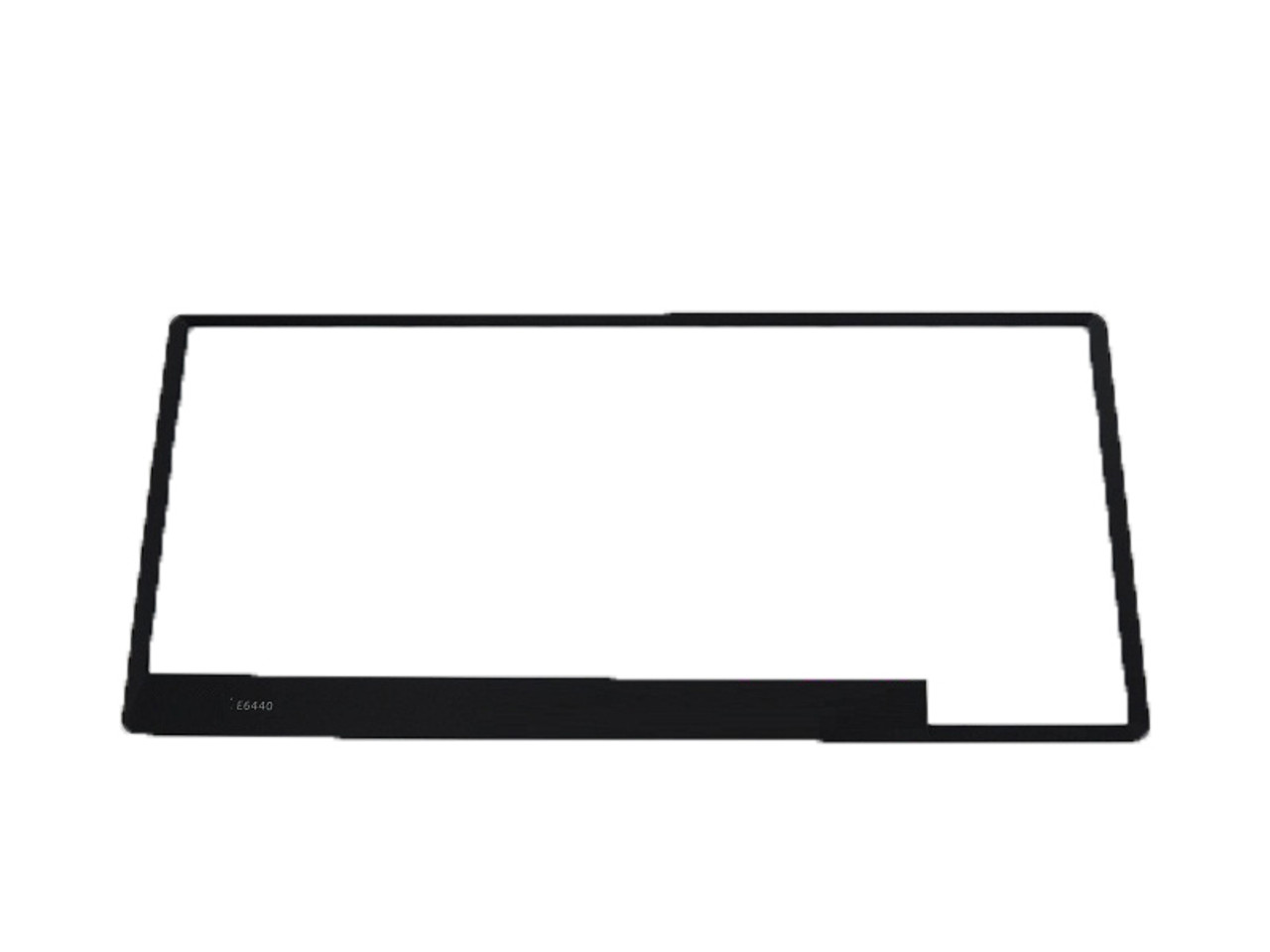 Laptop Hinge Cover Assembly for DELL Latitude E6440 P38G P38G Black EC0VG000400 0W3CM7 W3CM7 New and Original