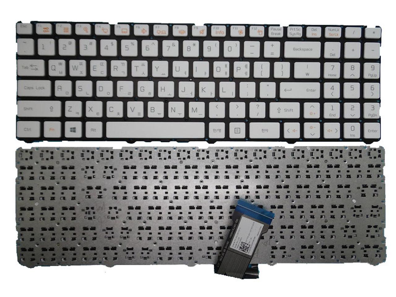 Laptop Keyboard for Quanta LG9 LG9A LG9C LG9CA Korea KR MP-12K73TQ-9207 AELG9A00020 Black Without Frame New