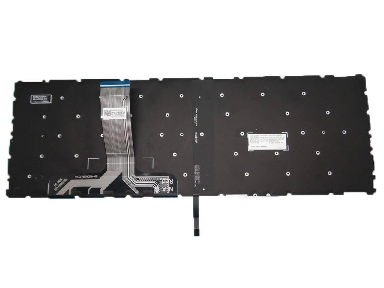 English Backlit Keyboard for Lenovo Legion Y520 Y520-15IKB Y720 Y720-15IKB R720 R720-15IKB 15 15IKB 9Z.NDKBN.D01 laptop US