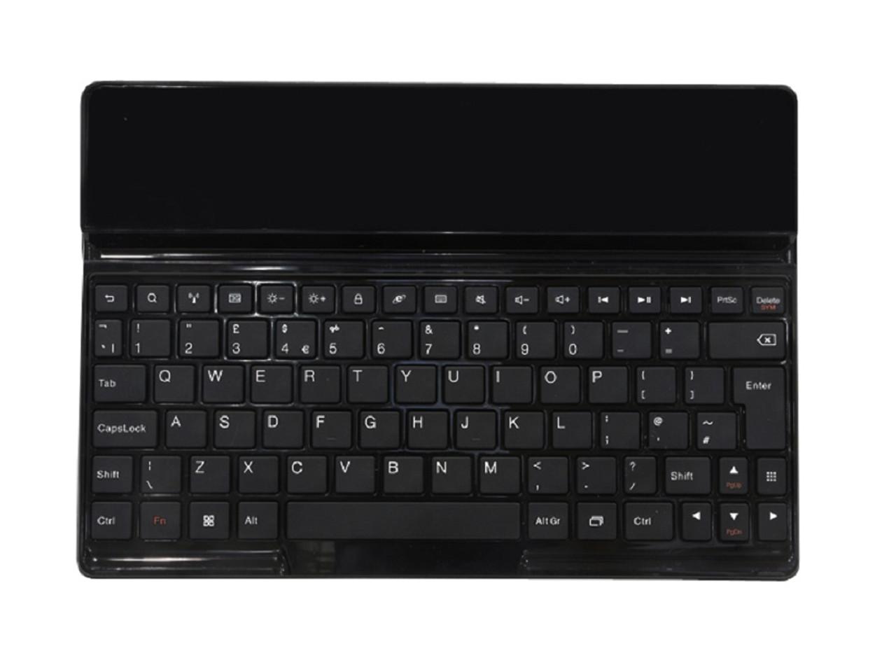Laptop Keyboard for Lenovo S12 United Kingdom UK 25008395 V-108120CK1-UK Black