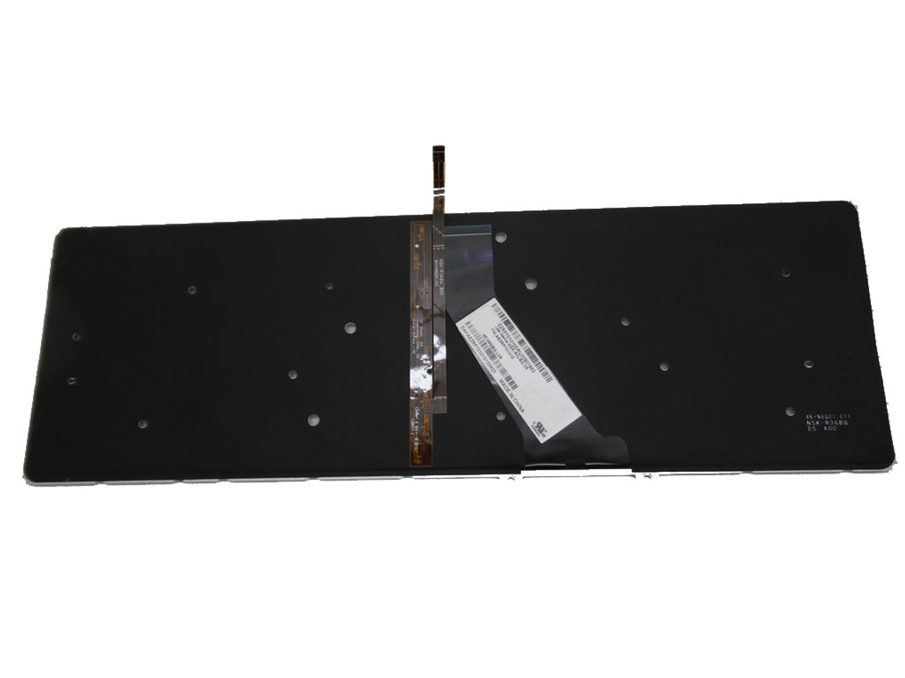 Laptop Keyboard for ACER M5-581 NSK-R3LBQ 0R AEZRP701010 9Z.N8QBQ.L0R NK.I1717.06U with Backlit Russian RU NO Frame