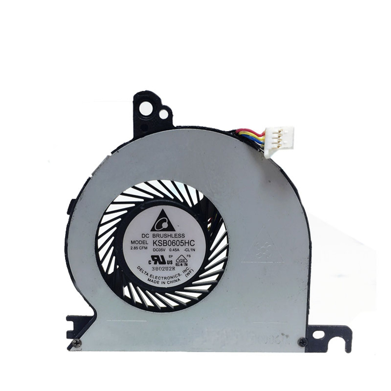 Genuine Dell Latitude E7240 CPU Cooling Fan P//N GVH35 0GVH35