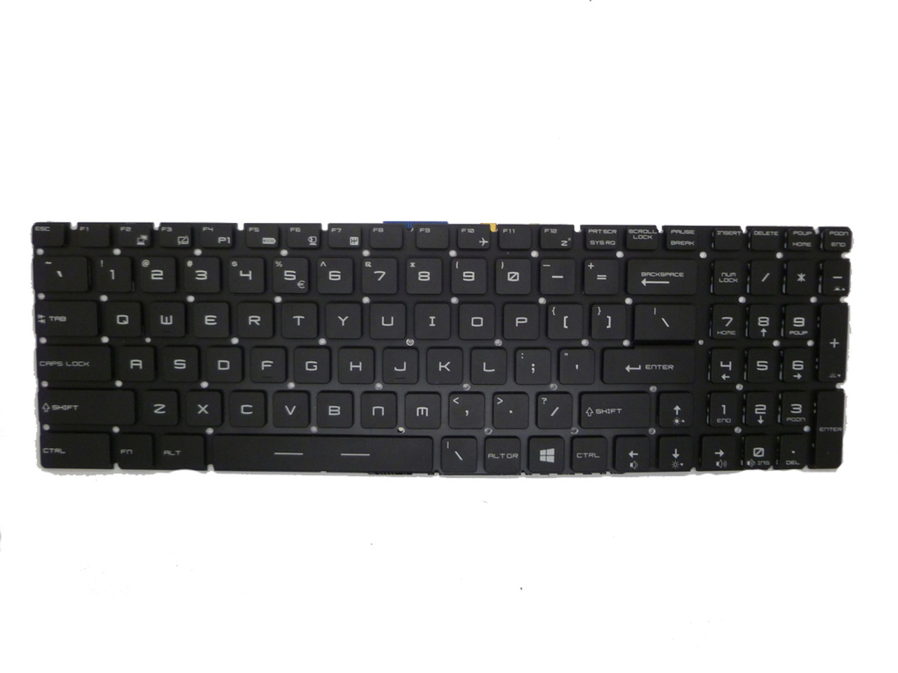 Laptop Keyboard for MSI GS70 2OD 6QC 6QE ONC 2PC 2PE 2QD 2QE 2QE16SR51 2QE16SR51R 2QE16SR51S Spain SP with Backlit