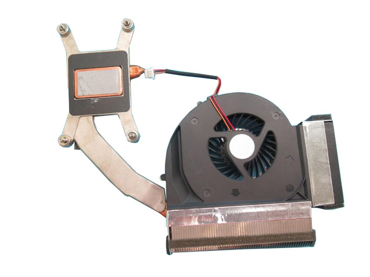 Laptop CPU Fan/&Heatsink for Lenovo ThinkPad T510 T510I 60Y5490 60Y5489 UDQFLPR02FFD 60.4CU22.001