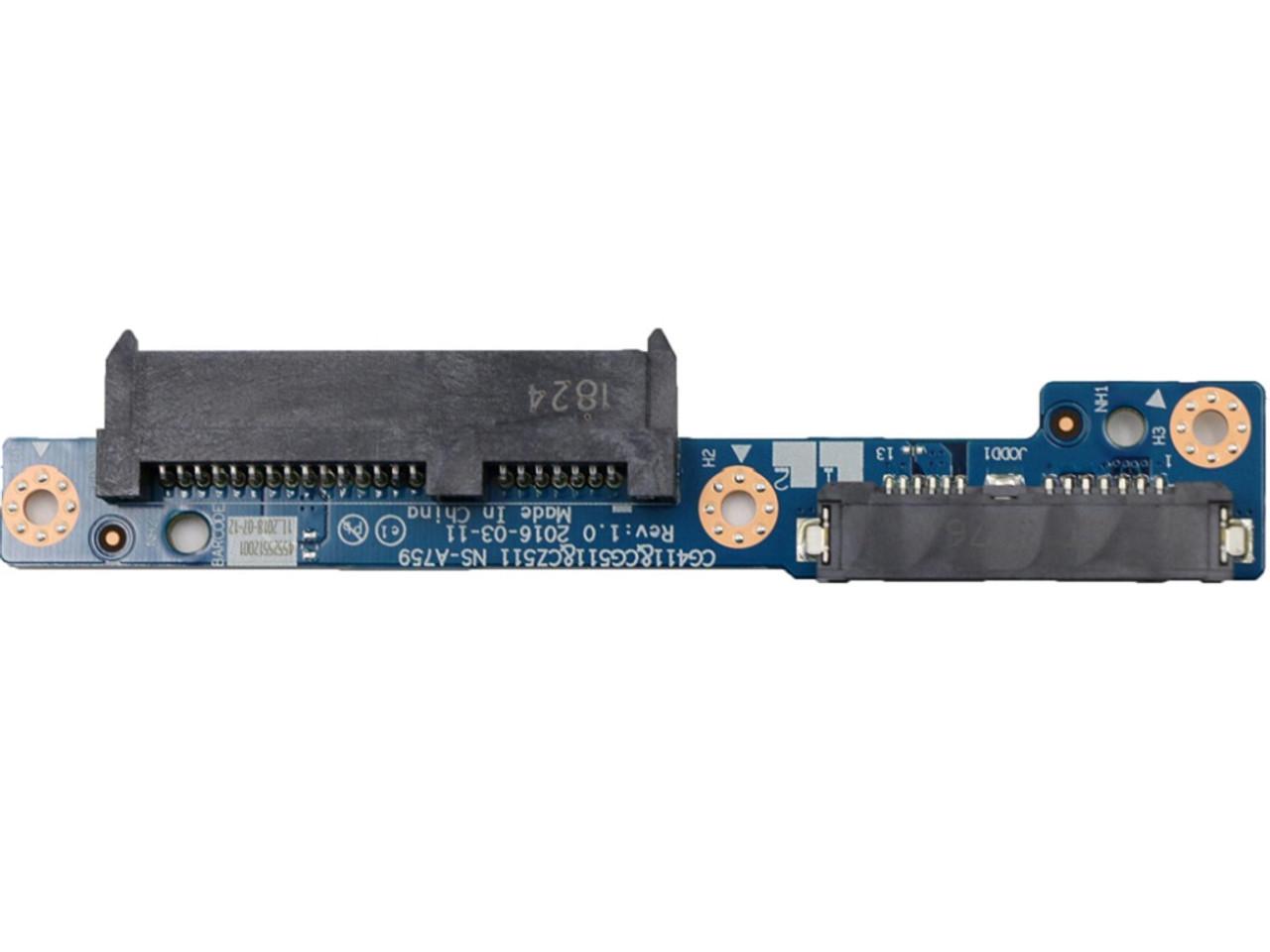 Laptop Optical Drive ODD Bracket for Lenovo 330E-14IKB 330E-15IKB 330H-14IKB 330H-15IKB 330L-14IKB 330L-15IKB 330R-14IKB 330R-15IKB Black New