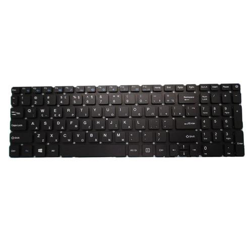 "Laptop Keyboard For Kelyx KL156X5 15.6"" Greece GK Black Without Frame New"