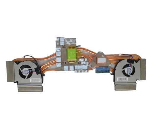 Laptop CPU GPU FAN&Heatsink For MSI GE75 Raider MS-17E1 RTX2080 MS-17E2 G3 8 tubes PAAD06015SL N414 N417 0.55A 5VDC New