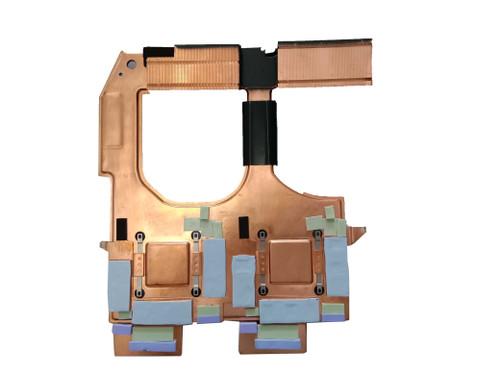 Heatsink For CLEVO P775TM P775TMG P77TM1G P775DM2 P775DM2G P775DM3G P870TM1 P870DM2G P870DM3 New