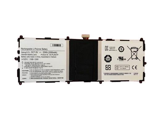 Battery For Samsung Tab 3 XE300TZC XE300TZC-K02 XE300TZC-K01 1588-3366 AA-PLZN2TP 7.6 V 25Wh New