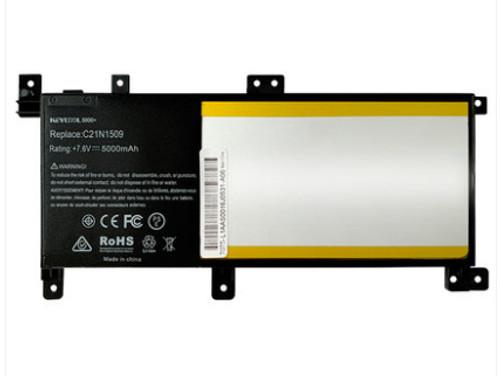 Laptop Battery For ASUS A556UA A556UAK A556UAM A556UB A556UF A556UJ A556UR A556URK A556UV A556UQ A556UQK 7.6 V 38WH 4840mAh