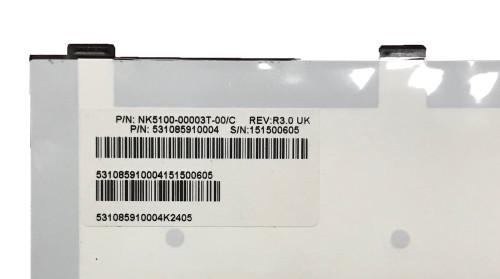 Laptop Backlit Keyboard For Getac NK5100-00003T-00/C 531085910004 United Kingdom UK With Backlit New