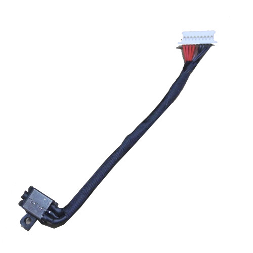 Laptop DC Power Jack Cable For DELL Inspiron 7590 7591 P83F new