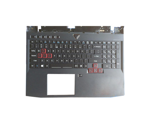 Laptop 90% New PalmRest&Keyboard For ACER Predator 15 G9-592 G9-592G G9-593 G9-593G Without Touchpad