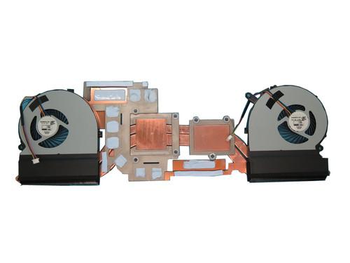 Laptop Classic-XA CPU GPU Fan&Heatsink For Gigabyte 15 (Aero15-DE025TB), 15 (Aero15-DE3250), 15 (Aero15-DE325B), 15 (XA-7DE5250P), 15 (XA-9DE5130SP)
