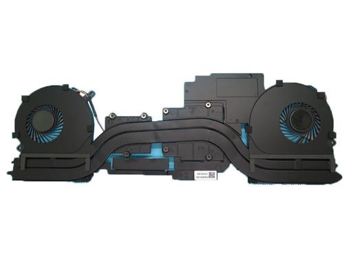 Laptop Classic-XA CPU GPU Fan&Heatsink For Gigabyte 15 (Aero15-DE325G) 15 (XA-7DE2130SH) 15 (XA-7DE5130SP 15X (15X V8-DE025PB)