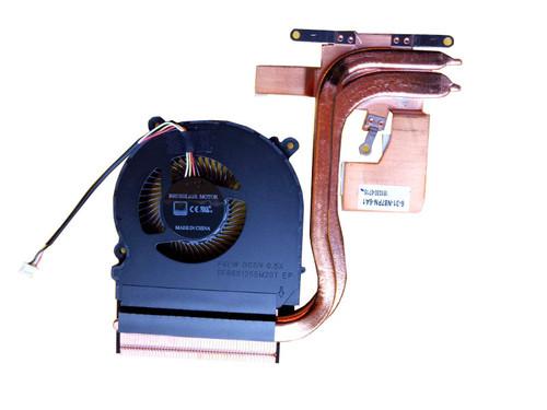 Laptop 4PIN CPU FAN&Heatsink For CLEVO N850EP N857EP N870EP6 N871EP6 N875EP6 N850EP6 N857EP6 5V 0.5A 4PIN 4WIRE 15.6'