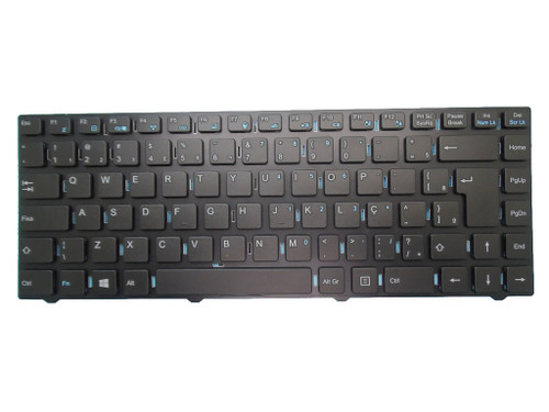 Laptop BR Layout Keyboard For Positivo Stilo One XC3630 Brazil BR NO Frame