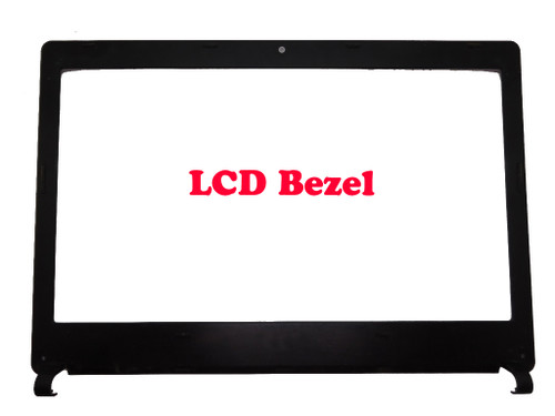 Laptop Front Bezel For Acer Aspire 4820 4820T 4820TG 4820TZG 4625 4745 4745G 3BZQ1LSTN00 60.PSR07.004 Black Used 90% New