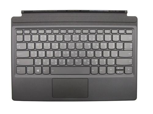 Laptop Keyboard For Lenovo Ideapad Miix 520 520-12IKB Tablet Folio Thailand TI 5N20N88565 03X7553 With Backlit Gray New