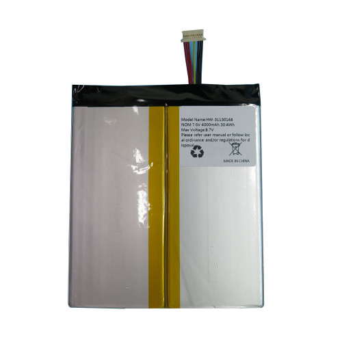 Replacement Tablet Battery For Chuwi UBOOK PRO CWI535 30.4WH 7.6V 4000mAh new