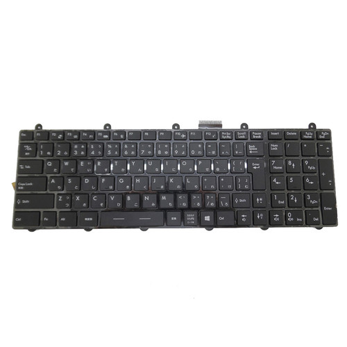 Laptop Keyboard For MSI GT60 GT70 MS-16F3 MS-16F4 MS-16FK MS-16GC MS-16GH MS-1757 MS-1759 MS-1762 MS-1763 MS-176K Black Frame JAPAN JP